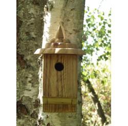 """Où et comment installer """"ma boite à oiseaux"""""""